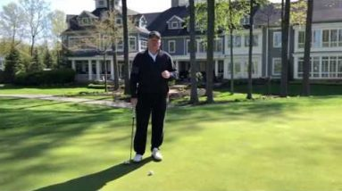 #1 Putting Technique- Golf Instruction with Bob Sowards