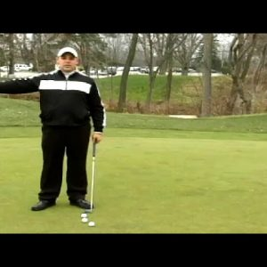 Etiquette for Warming Up on the Putting Green in Golf