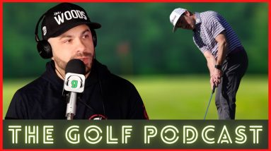 Finding the Right Putting Grip Tension | The Golf Podcast