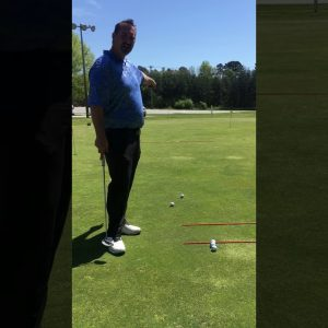 Golf Instruction: Putting Distance Control Drill
