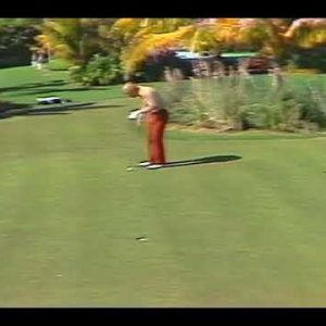 Jack Nicklaus 7 putting