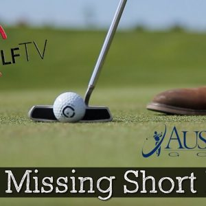 Never Miss Another 3-Foot Putt (PUTTING TIPS)