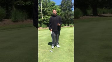 Putting Instruction: Speed Control Concept
