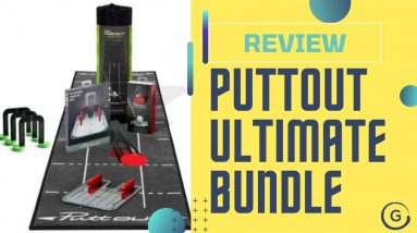 Ultimate Putting Practice Studio by PuttOUT Review | Perfect Your Putt From Home!