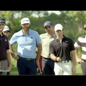 A Putting Clinic With Rory, DJ, Rahm, Wolff, Day & Morikawa | TaylorMade Golf