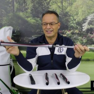 Andy Gorman Golf - SeeMore Putter Grip Review