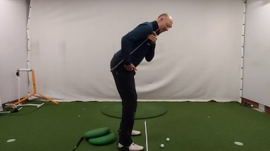 Golf Drills For The Lounge No 5 - The Two Most Important Putting Fundamentals