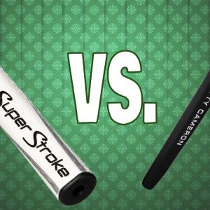 Fat vs. Skinny Putter Grips: Which is Better?