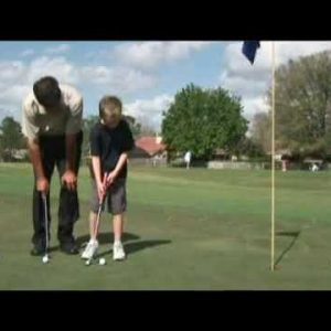 Golf for Kids: Putting Drills