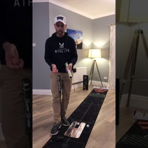 Home Golf Putting Series (Lesson 7)