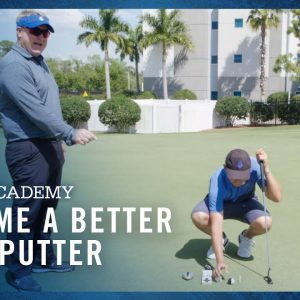 How to Become a Better Golfer | Putting Drills for Golf