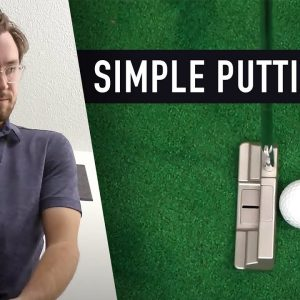 Little Known Putting Tip - Quiet Eye Golf