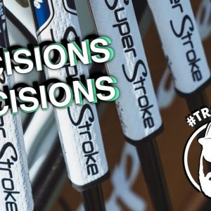 Pick the Right Putter Grip | TrottieGolf