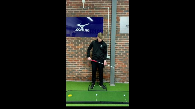 Pressure Putting Golf Drill