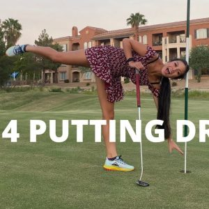 Putting Basics - Top 4 Putting Drills