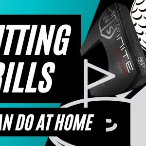 Putting Drills To Do At Home  | Lockdown | Golf Tips