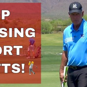 MAKE ALL SHORT PUTTS! Mike MALASKA, PGA on Be Better Golf Fixing the Putting Yips!