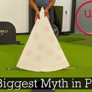 The Biggest Myth in Putting (Putting Stroke Tips)