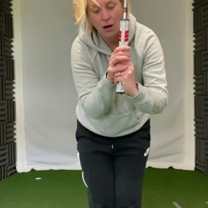 1st MM Golf video!!  Putting Grip and Drill