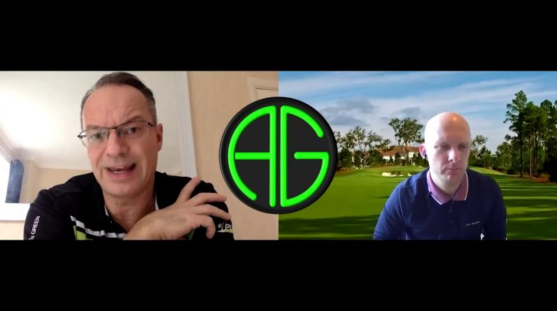 Andy Gorman Golf - 1 Putt Podcast- Round 2 - Episode 17