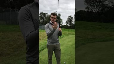 Change your putting grip to improve your Golf #SHORTS