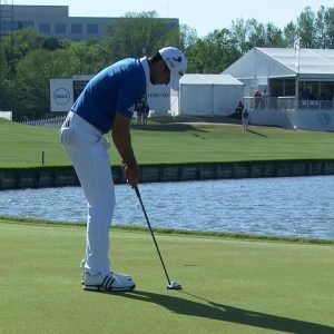 Jason Day Golf Putting Drill #SHORTS