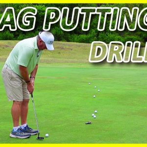 Lag Putting Drills For Better Distance Control