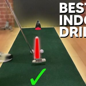 SIMPLE and EASY Indoor Putting Drills | BR Golf