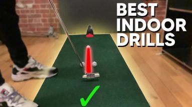 SIMPLE and EASY Indoor Putting Drills   BR Golf