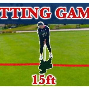 Golf Putting Tips &  Pre Round Drills