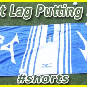 A Great Lag Putting Drill - #shorts