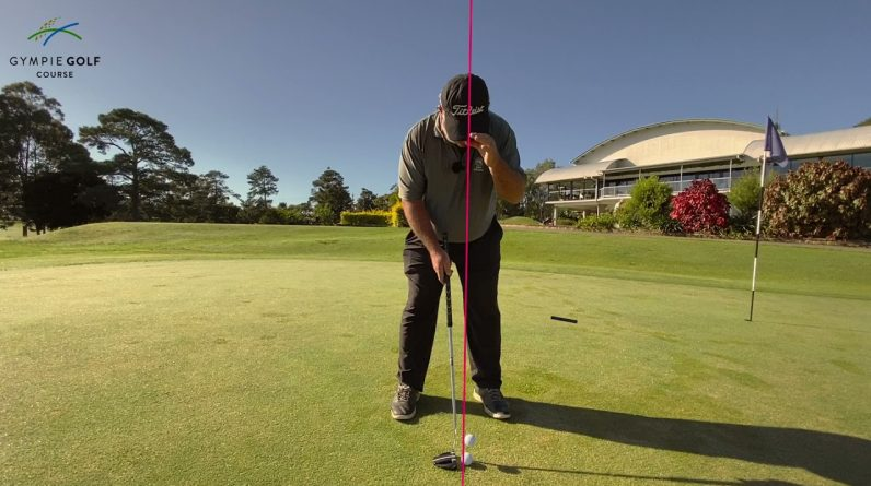 Gympie Golf Club Putting Tips with Sean Dwyer - Part 1