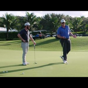 Harry Higgs' approach to putting is a VIBE! | TaylorMade Golf Europe