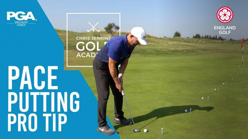 Putting Pace Distance Control - IMPROVE WITH THIS PGA PRO TIP